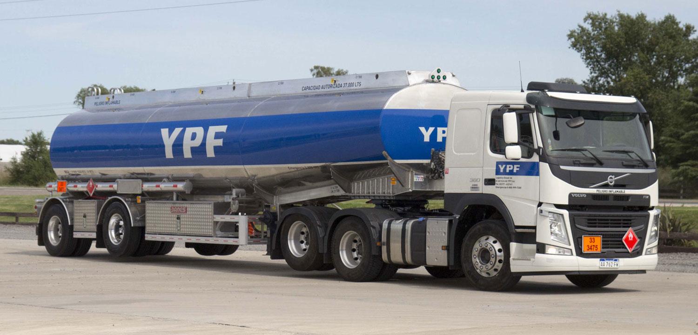volvo trucks ypf