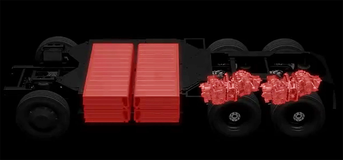 motores tesla