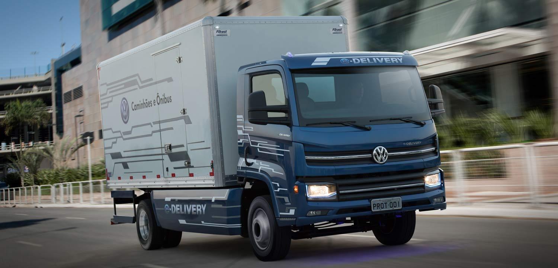 volkswagen e-delivery