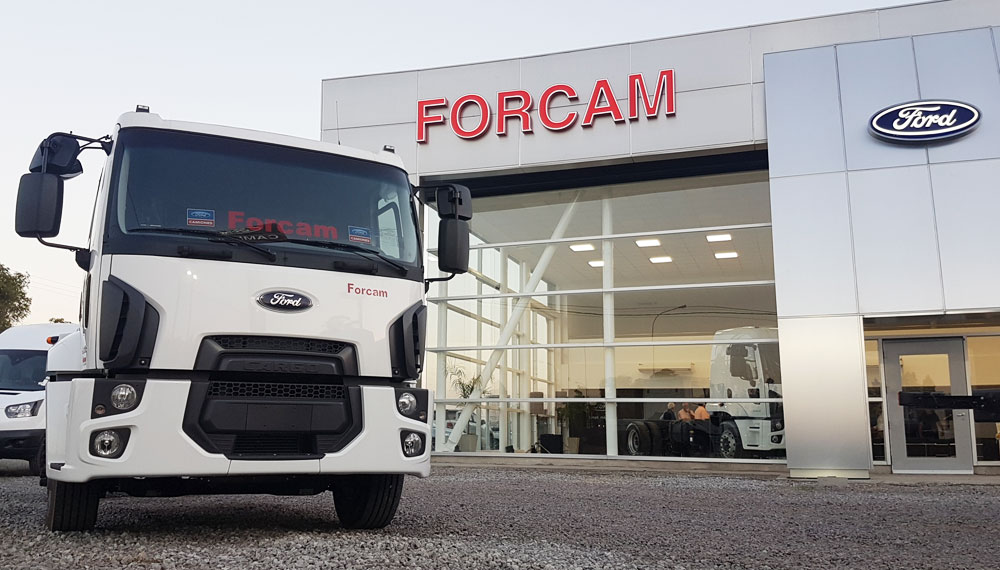 ford forcam