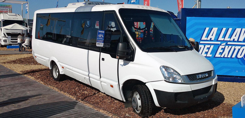 Lanzamiento IVECO Eurobus