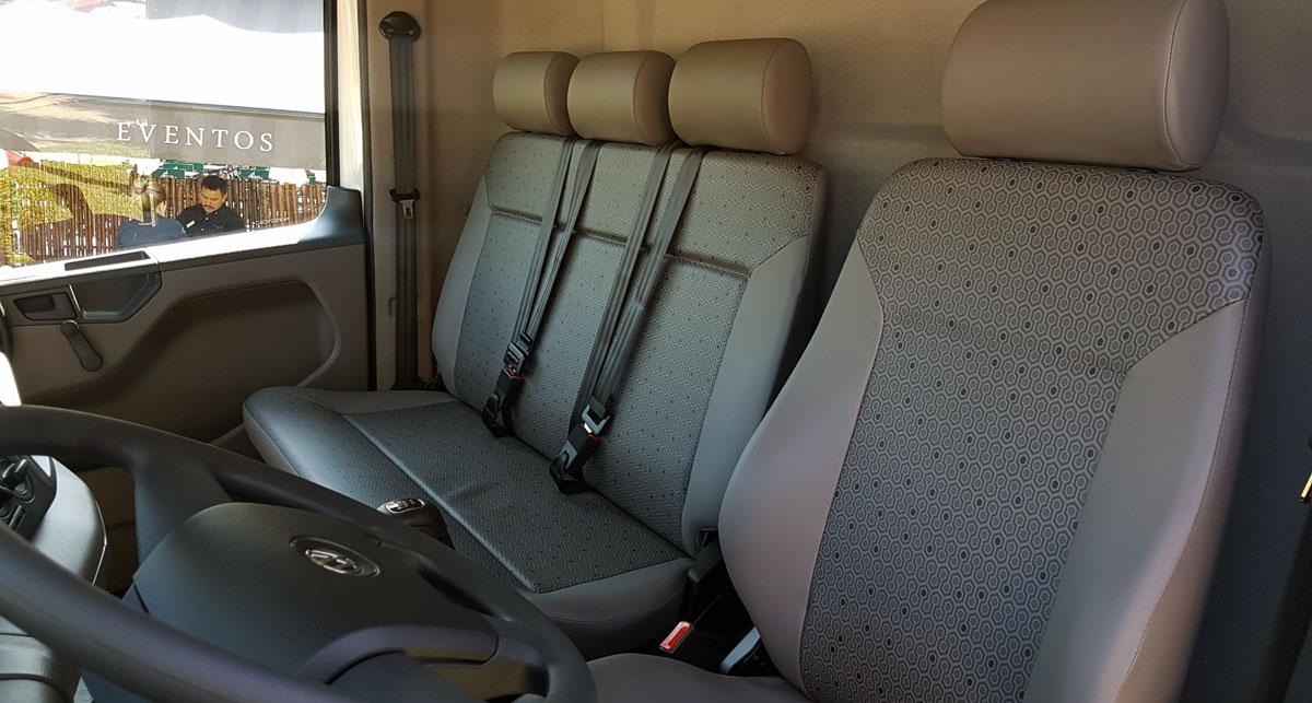 asientos robust