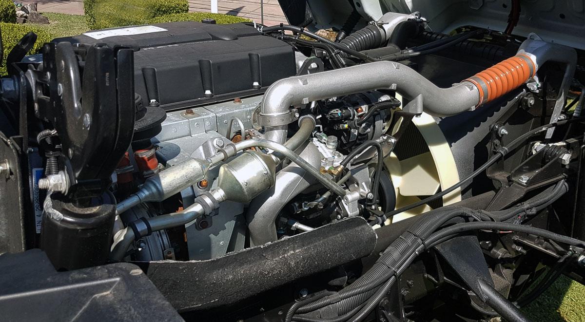 motor robust