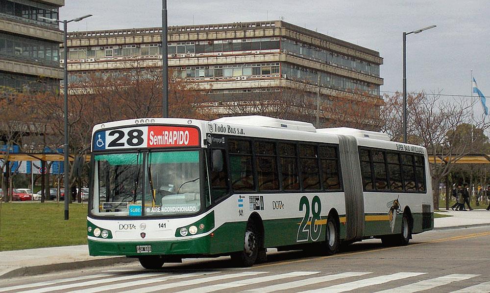 buses urbano