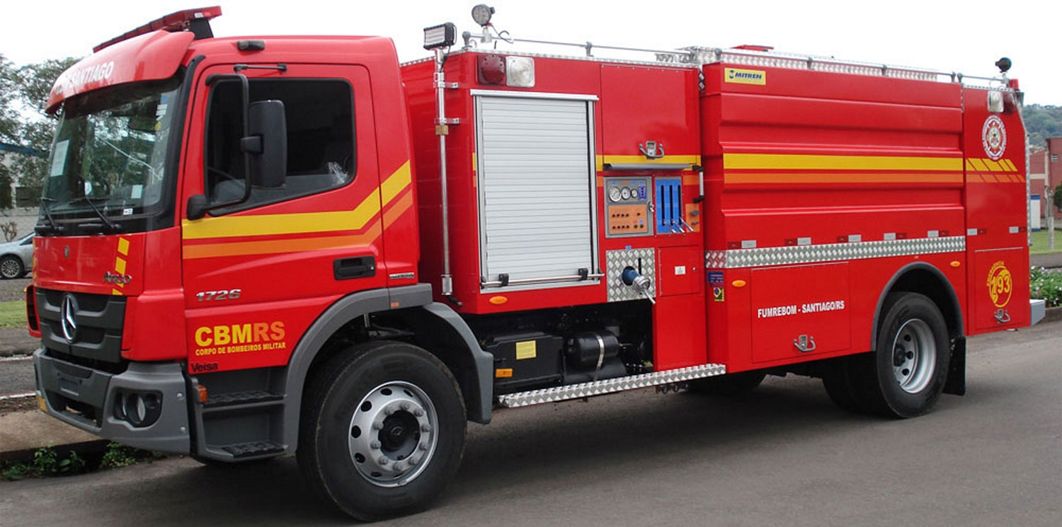 bomberos Allison 3000 Series
