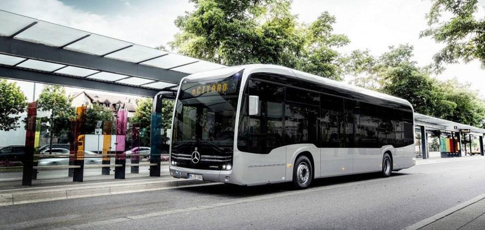 Mercedes-Benz presentó el nuevo eCitaro