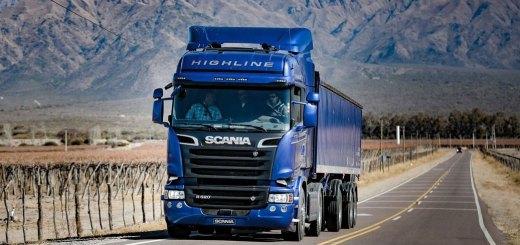 transporte camiones
