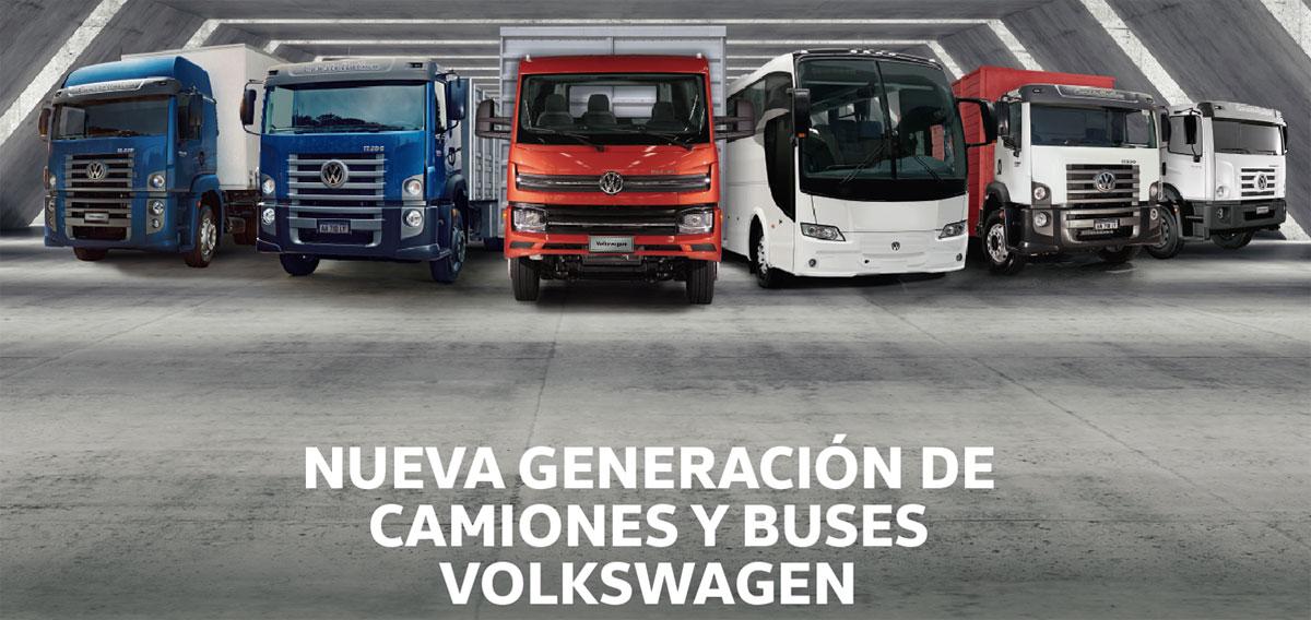 camiones vw
