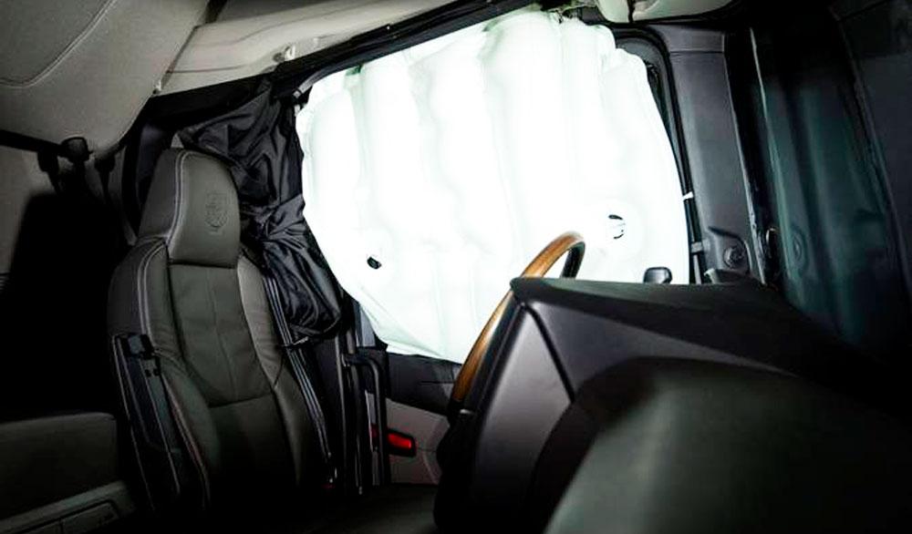 airbag-cortina