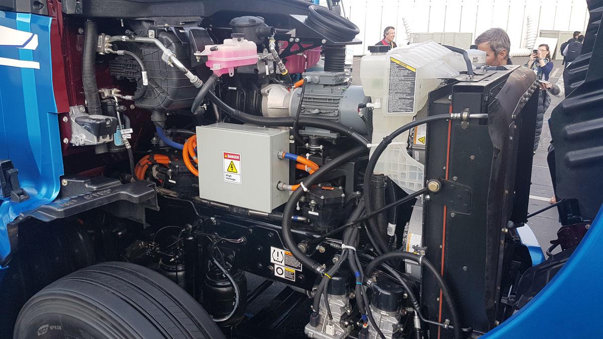 motor paccar
