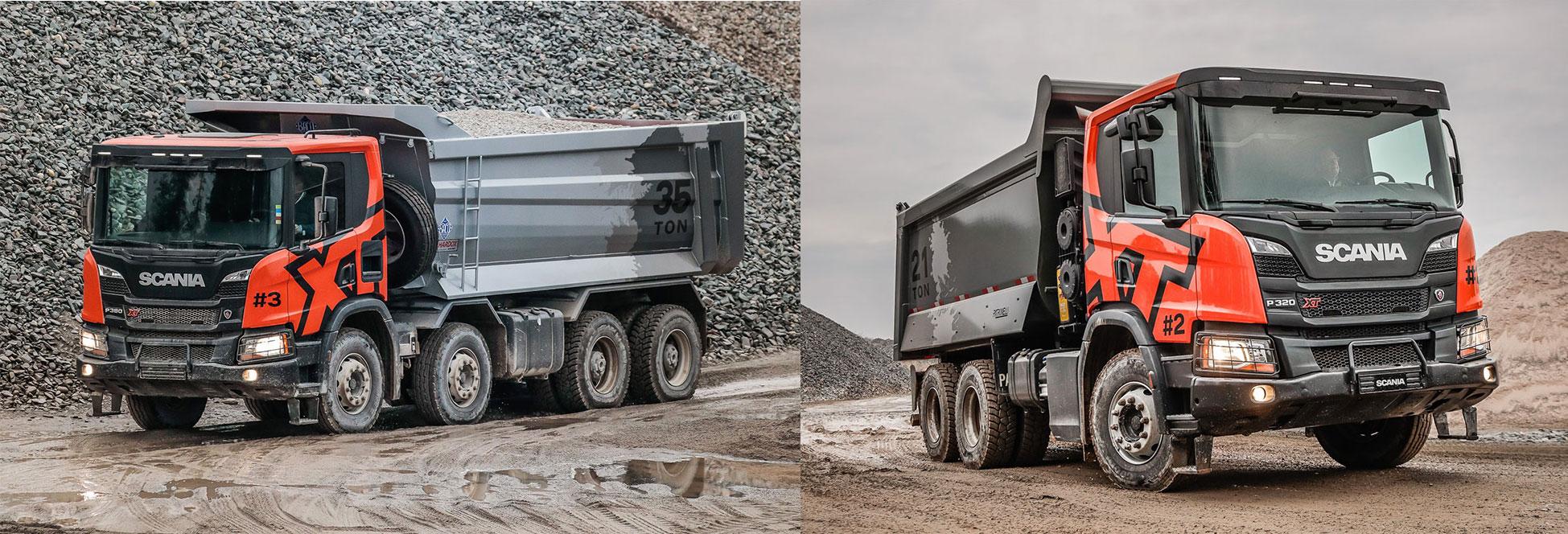 prueba camiones