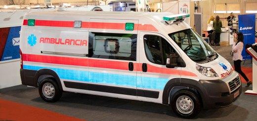 ambulancia ducato