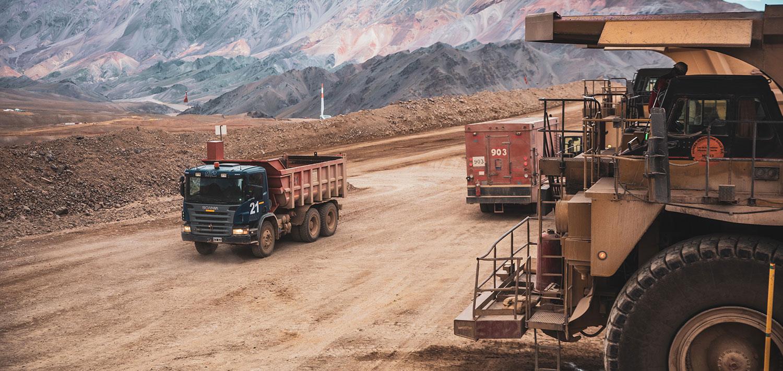 mineria scania