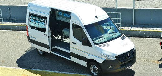 sprinter accesible