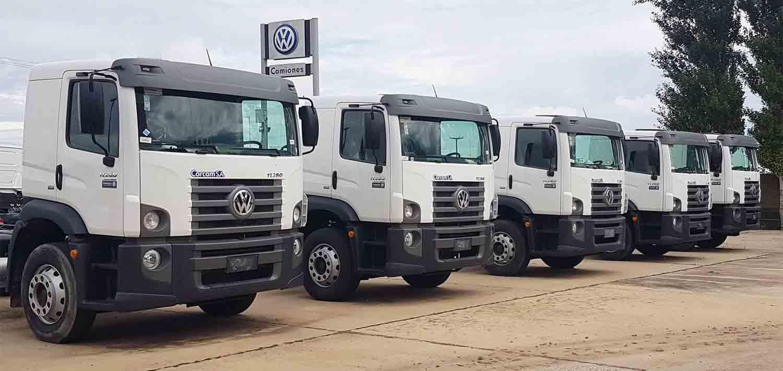 patentamiento camiones