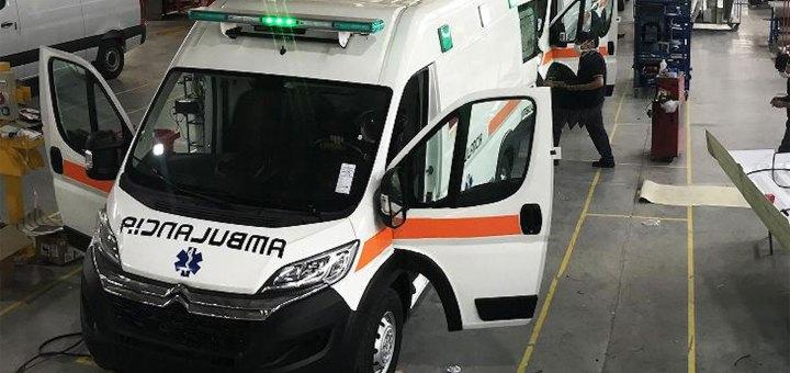 ambulancia