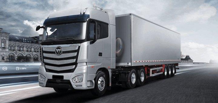camion foton auman