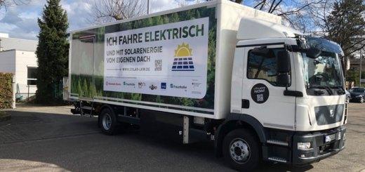 camiones solares
