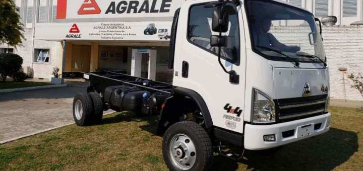 camion agrale