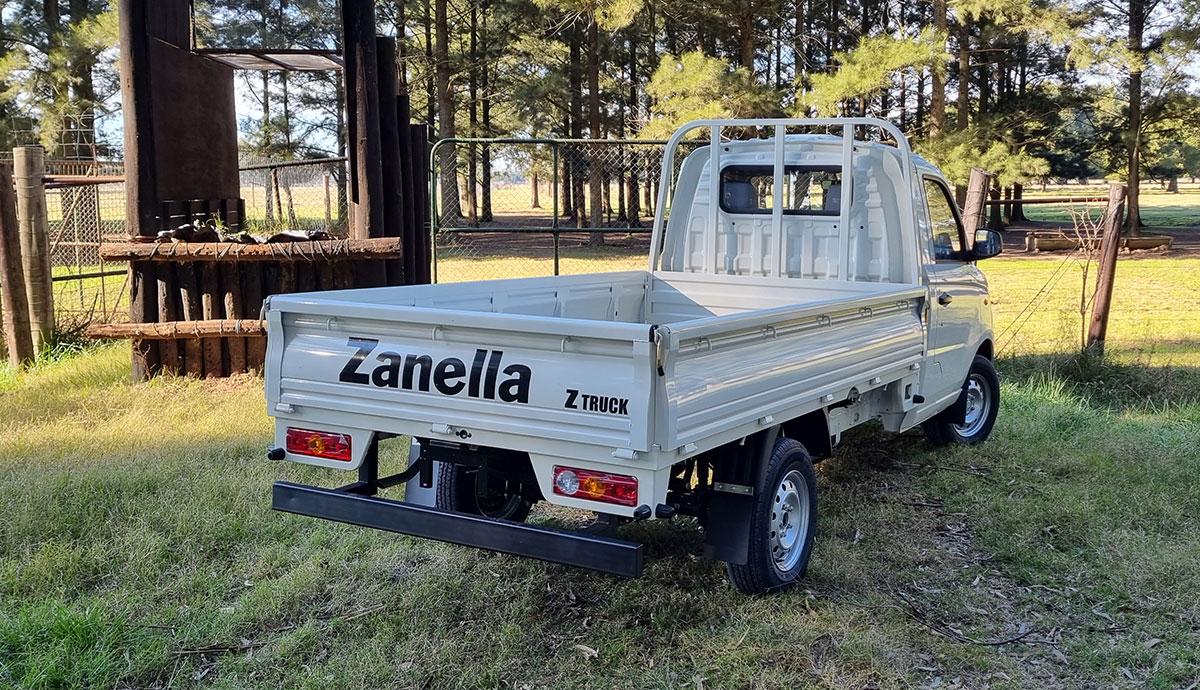 zanella truck