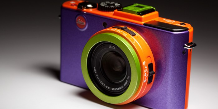Leica D-Lux 5 por ColorWare