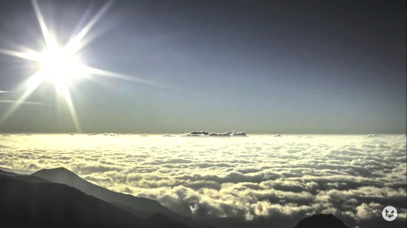 Perspectivas: Timelapse de Caracas. Vista desde el Pico Oriental. Por Diego Mojica