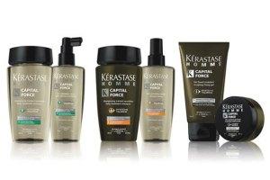 cosméticos para homens