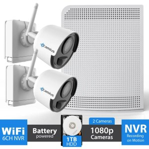 wireless security cameras wfk21t Camius