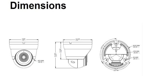 FD4KATC-4K-ANALOG-DOME-DIMENSIONS-WX analog-dome-cctv-camera-camius
