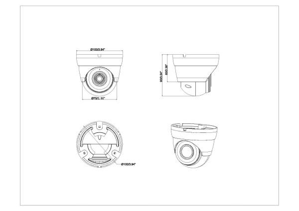 FD4KATC dome-surveillance-camera-camius