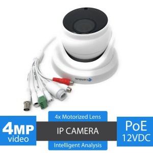 motorized dome camera guardma