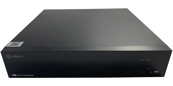 Camius 32 channel 4k nvr