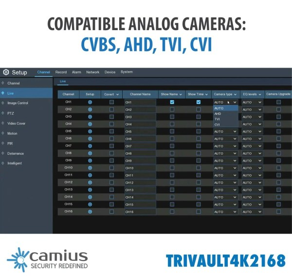 TRivault4K2168-16-channel-4K-DVR-compatible-analog-cameras