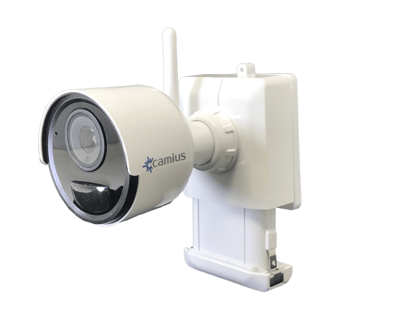 wire-free security camera night vision security camera