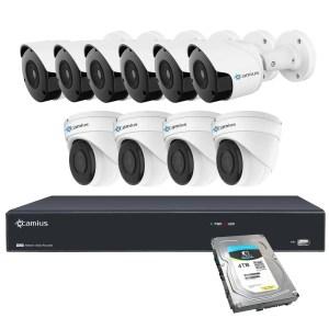 Camius 10 camera security system 16PP6B4I4T