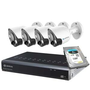Spotlight Security 8P4S83T Camius