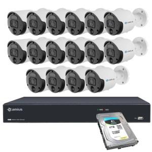 Camius 4K Camera system 16PN16S8R4T