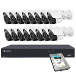 Camius poe 16 channel 3tb 16pp16b3t