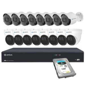 nvr camera system 3tb 16PN8B8I5R3T
