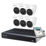 dome camera system 8p6i5r3t Camius