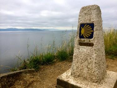 km zero a Finisterre