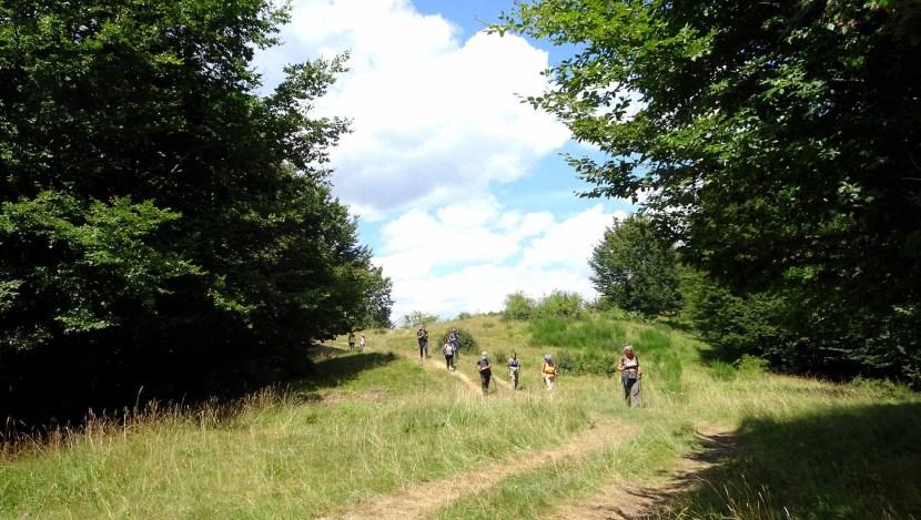 ACER Associazione Camminatori Escursionisti Roma cammino-1