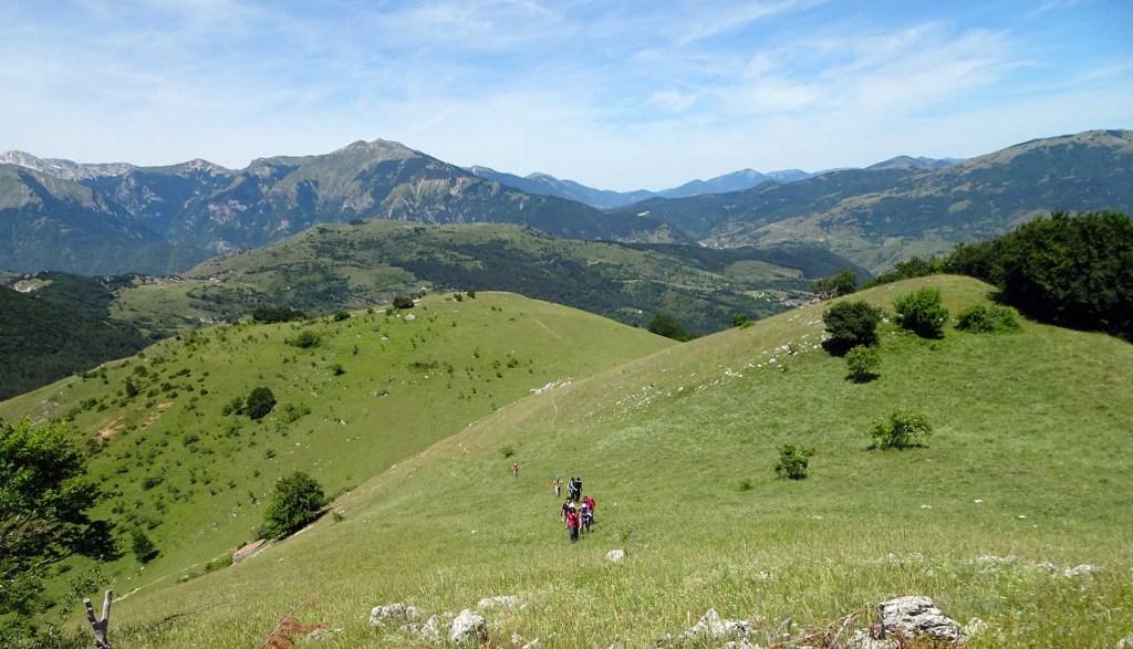 ACER Associazione Camminatori Escursionisti Roma cammino-2 SLIDE
