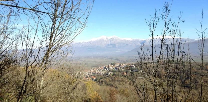 ACER Associazione Camminatori Escursionisti Roma paesaggio-5