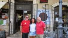 Con Vincenzo e Daniela di Milano