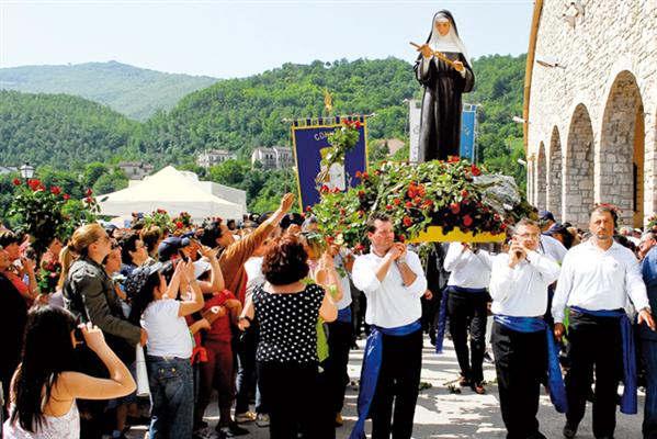 22 Maggio Festa di Santa Rita