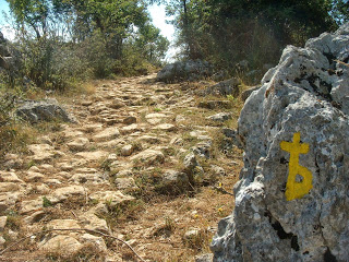 Sentiero tappa 12