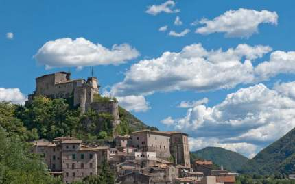 La Rocca Abbaziale - foto di Paolo Sbraga