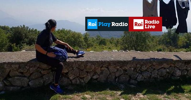 Dieci passi nella storia 19/04/2019 – Cammino di San Benedetto e Cavedish Road – Rai Radio Live