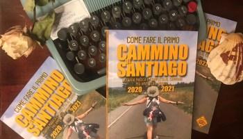 Libro Cammino di Santiago Guida Santiago de compostela Amazon Simone Ruscetta